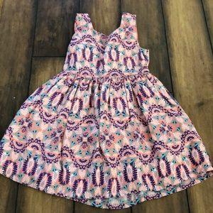 Little Girls Target Dress 5T